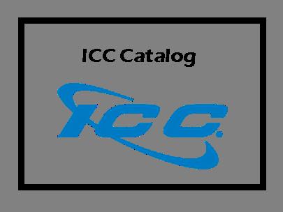 ICC Catalog Link